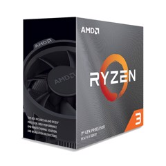 CPU AMD Ryzen 3 PRO 4350G MKP (3.8 GHz turbo upto 4.0GHz / 6MB / 4 Cores, 8 Threads / 65W / Socket AM4)