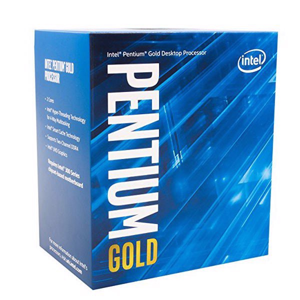 CPU G5400 PENTIUM 3.7G SK1151 V2 COFFEE LAKE NEW