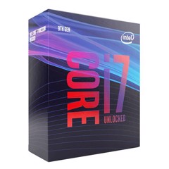 CPU INTEL CORE I7 9700K 4.9Ghz COFFEE LAKE REFRESH (GEN 9)