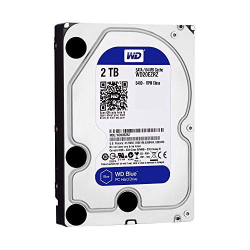 Ổ cứng HDD Western Digital Blue 2TB 3.5