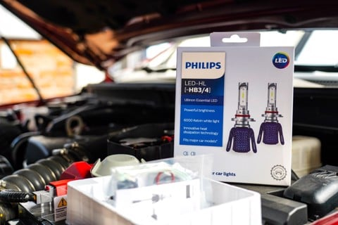 Led Philips Ultinon Essential