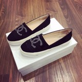 SLIPON CHANEL ĐẾ CÓI D0017E