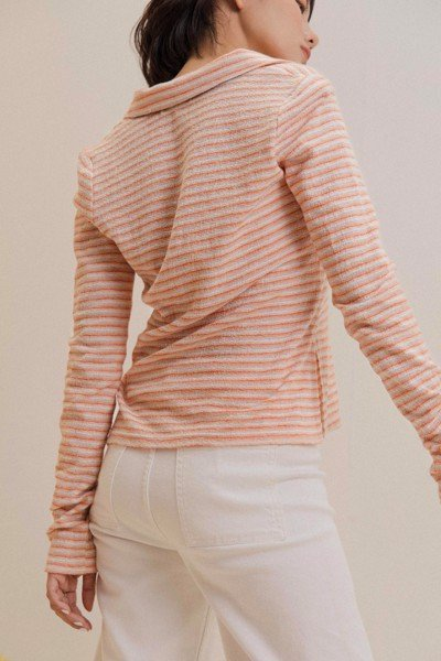 Striped Long Sleeve Shirts