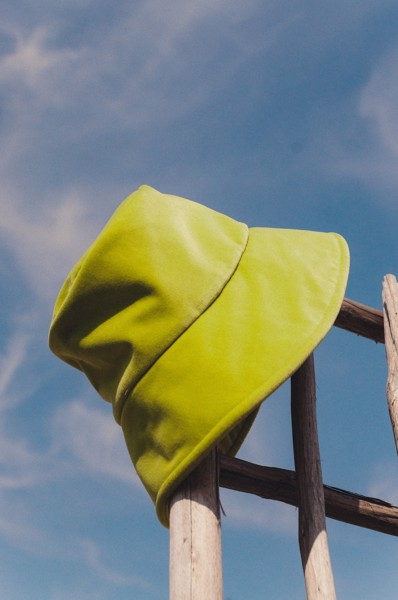 Lime Bucket Hat