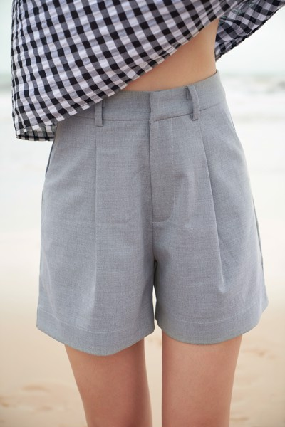 Summer Grey Shorts