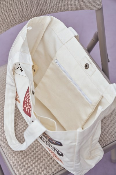 Libération Gen Bag - White