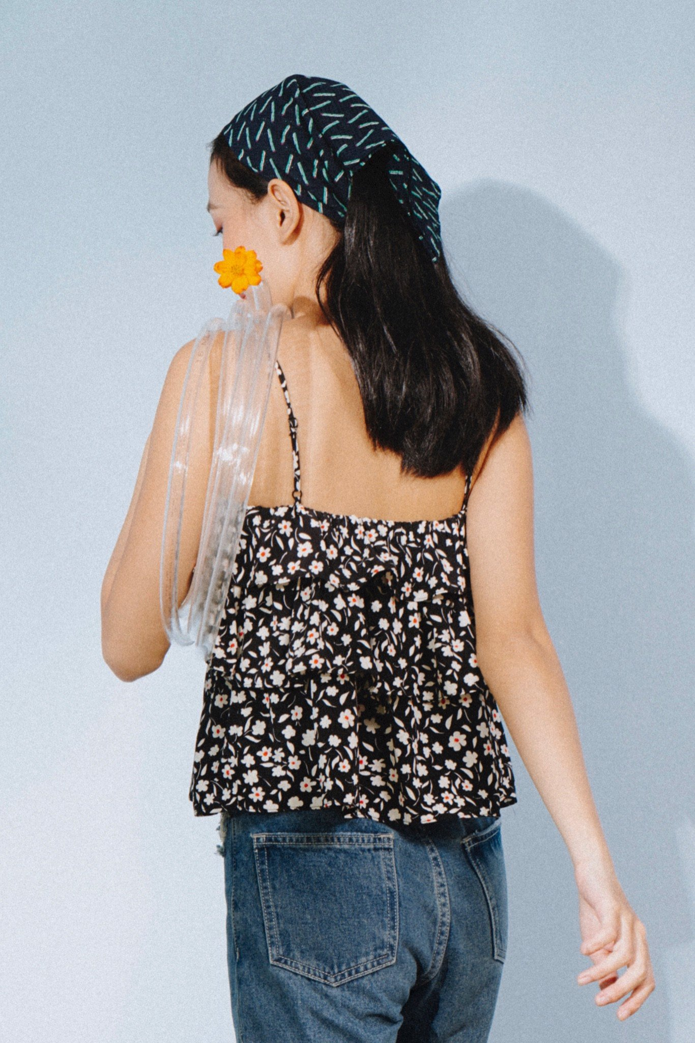 Floral Printed Camisole