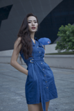 Đầm Jean PARITY P8296