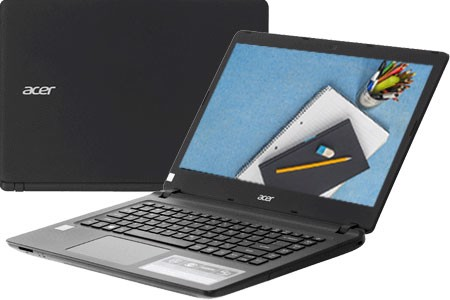 Laptop Acer Aspire ES1- 432- C5J2