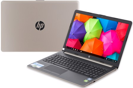 Laptop HP 15 da1033TX i7 8565U/4GB/1TB/MX130