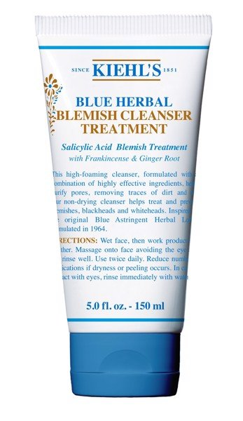 Sữa Rửa Mặt Dạng Gel Blue Herbal Blemish Cleanser Treatment