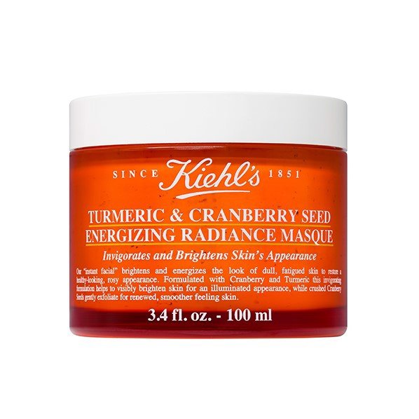 Mặt Nạ Nghệ Việt Quất Turmeric & Cranberry Seed Energizing Radiance Masque