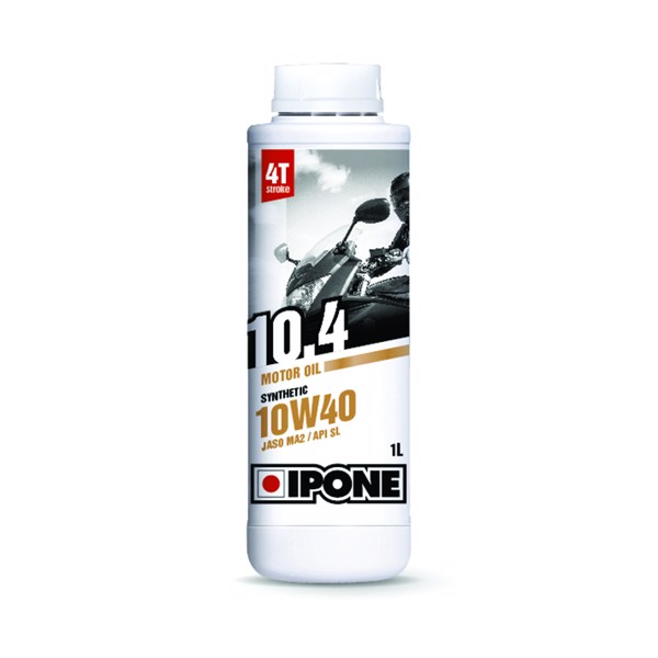 Dầu nhớt IPONE 10.4 motor oil 10W40 (SYNTHETIC) 1L