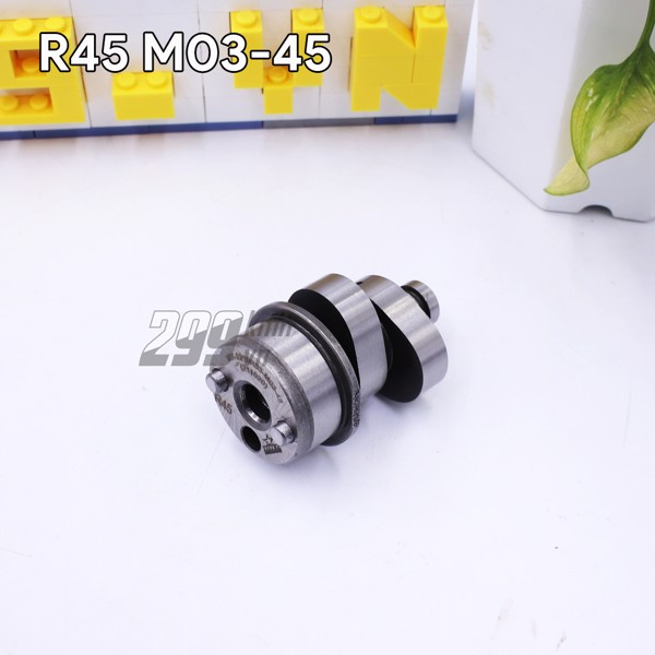 Cốt cam BRT R45 M03-45 cho xe Exciter, MX-King, R15, Fzi, TFX