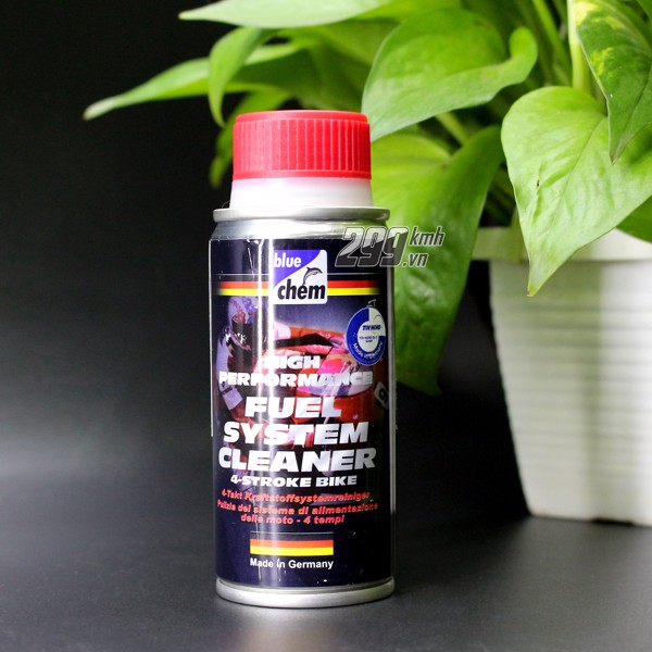 Bluechem Fuel System Cleaner - Vệ sinh hệ thống xăng