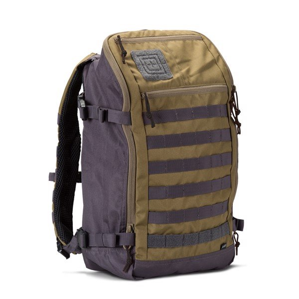 Balo 5.11 Tactical Rapid Quad Zip Pack - Claymore