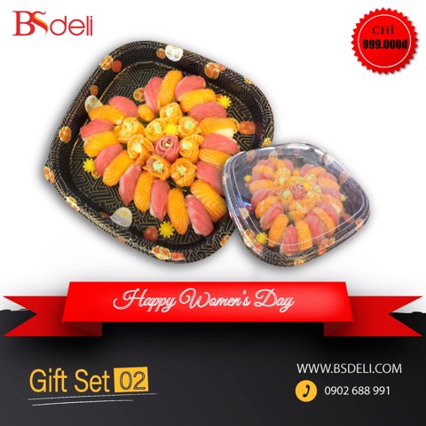 Woman Day Gift set 2