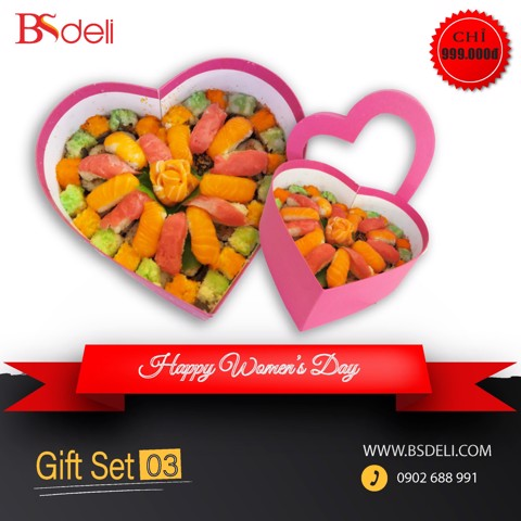 Woman day Gift set 3