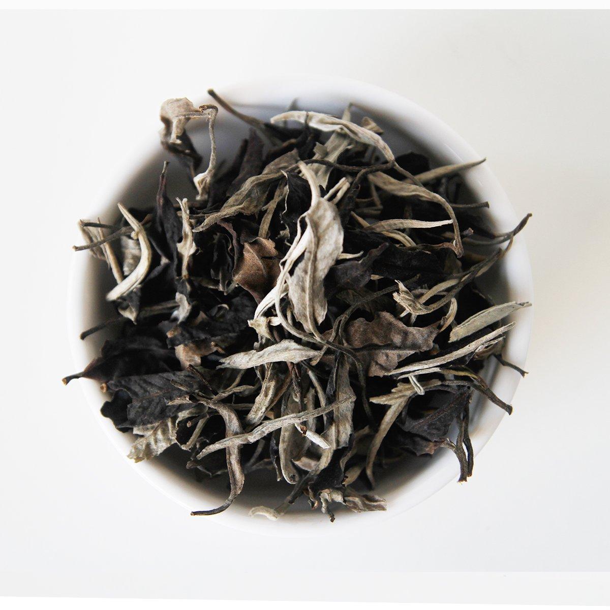 Shan Tuyết Bạch Trà Mây Cao Cấp 35g - White Tea