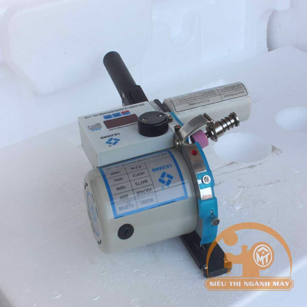 Máy cắt vải đầu bàn LEJIANG YJ-108D