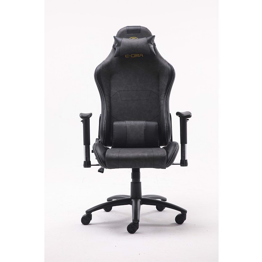 Ghế Gaming E-Dra Midtnight Gaming Chair Black/Gray (EGC205)