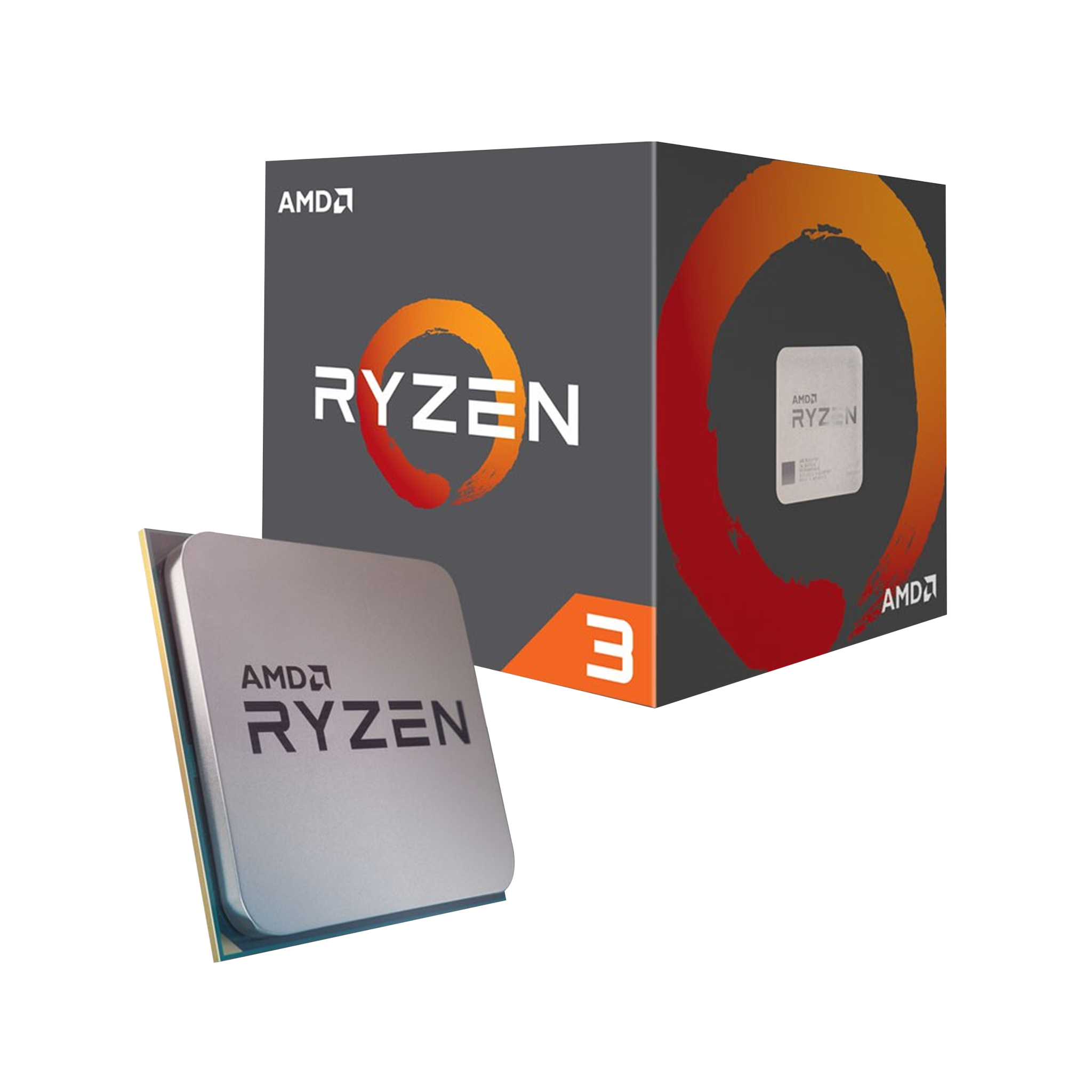 CPU AMD Ryzen 3 1300X