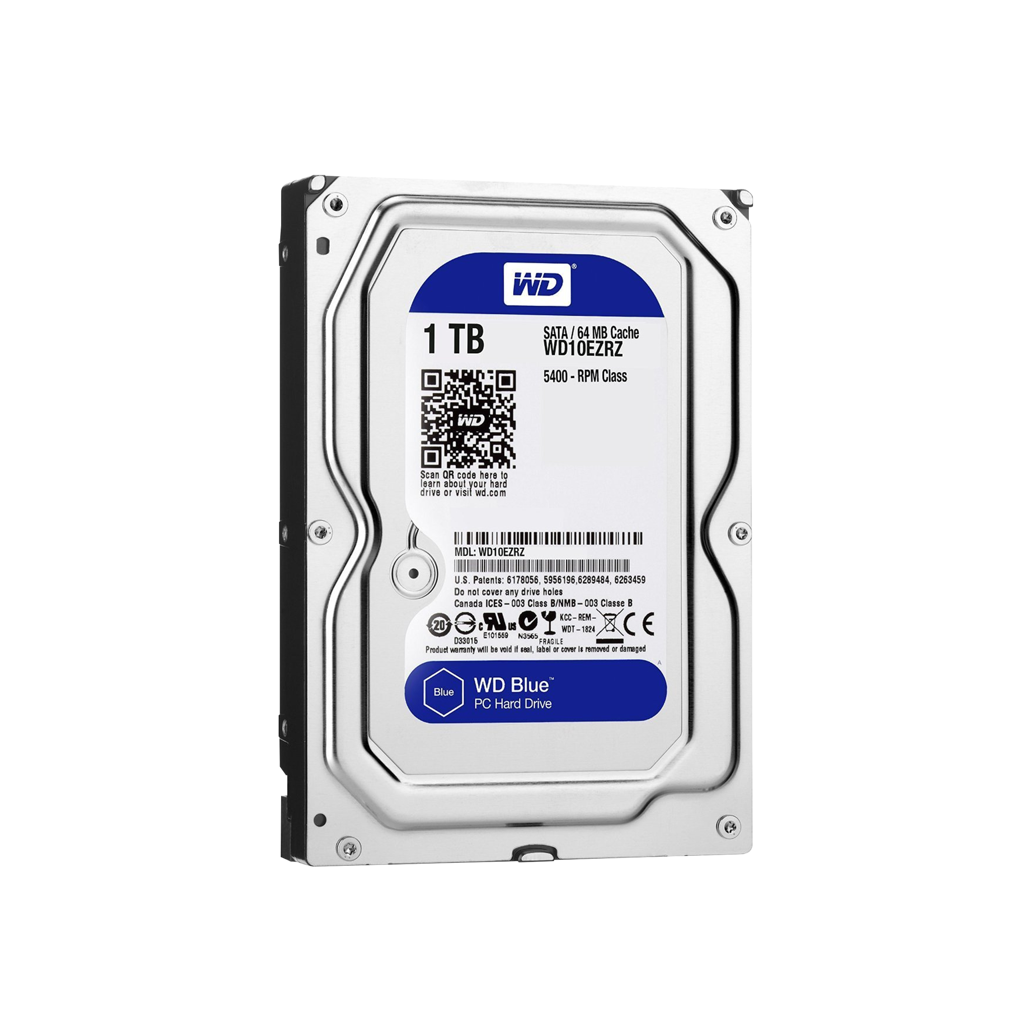 Ổ CỨNG HDD Western Digital 1TB BLUE