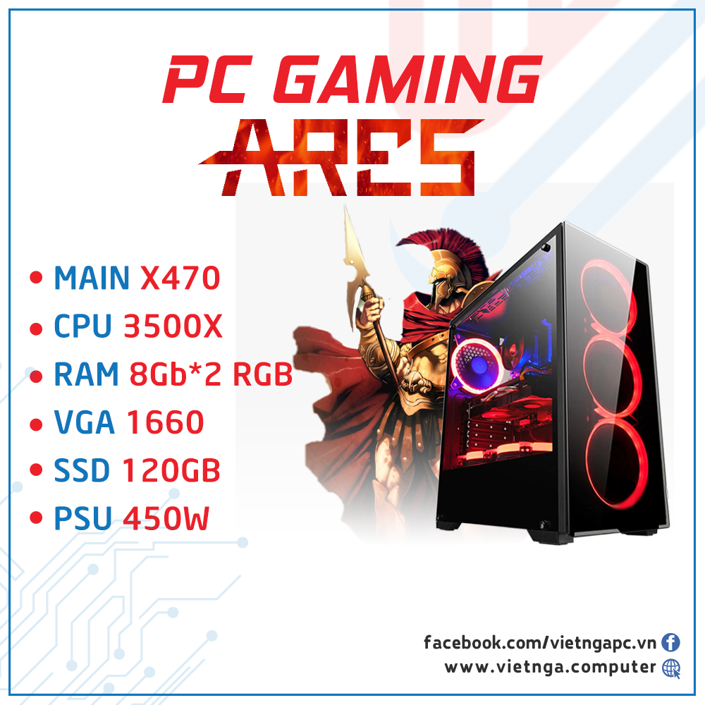 PC Gaming Ares