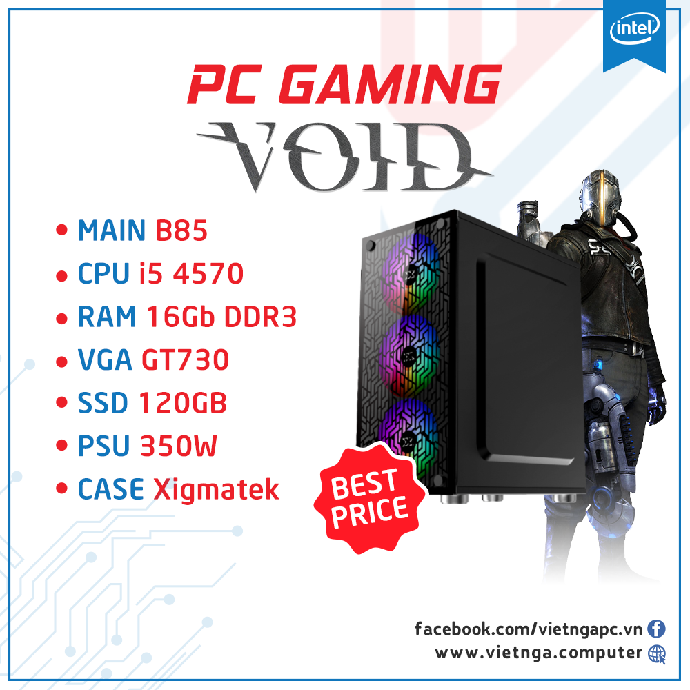 PC Gaming Void