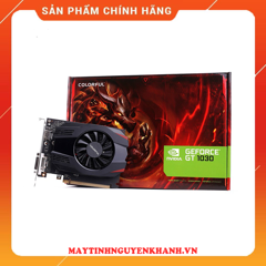 VGA Colorful GT 1030 2G D5 Single Fan (GT1030-2G V3-V) NEW BH 36 THÁNG
