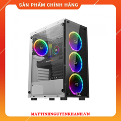 CASE  XIGMATEK HERO (EN45136) - ATX, 2 SIDE TEMPERED GLASS
