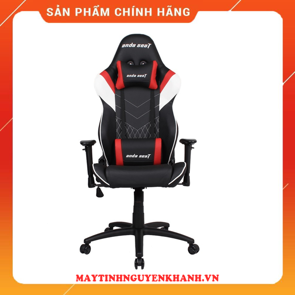 Ghế Anda Seat Assassin V2 - Black / White / Red new bh 12 tháng