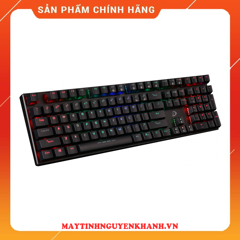 BÀN PHÍM CƠ DAREU EK1280 RGB BLACK BROWN SWITCH NEW