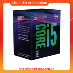 Bộ vi xử lý/ CPU Intel Core i5-9400F (9M Cache, up to 4.10GHz) NEW BOX CÔNG TY