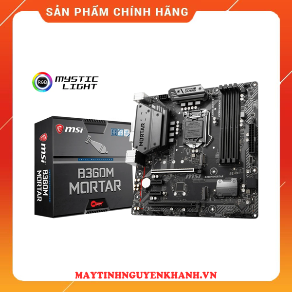 Mainboard MSI B360M Mortar Socket 1151v2