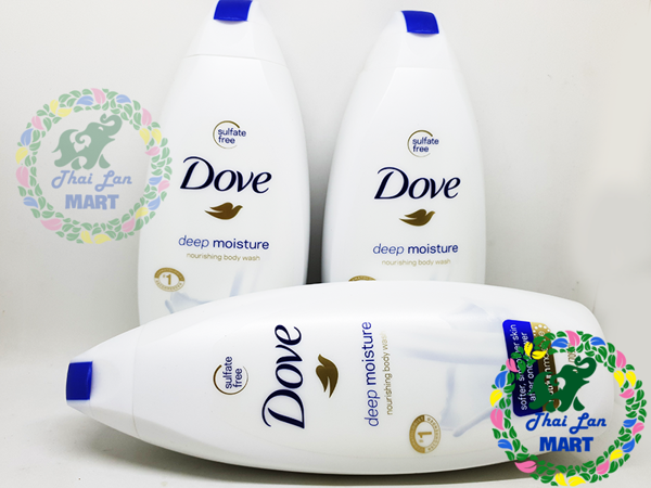 Sữa tắm Dove Deep Moisture Nourishing Body Wash