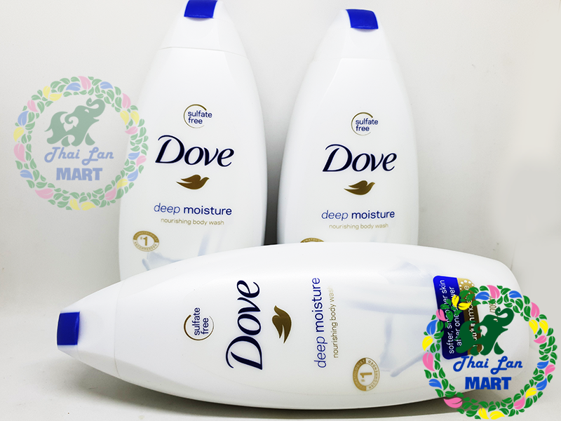 Sữa Tắm Dove Deep Moisture Nourishing Body Wash Thai Lan Mart