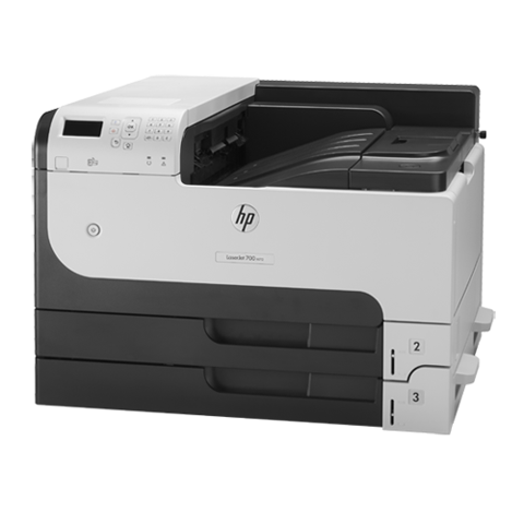 Máy in A3 HP LaserJet Enterprise 700 M712dn – CF236A