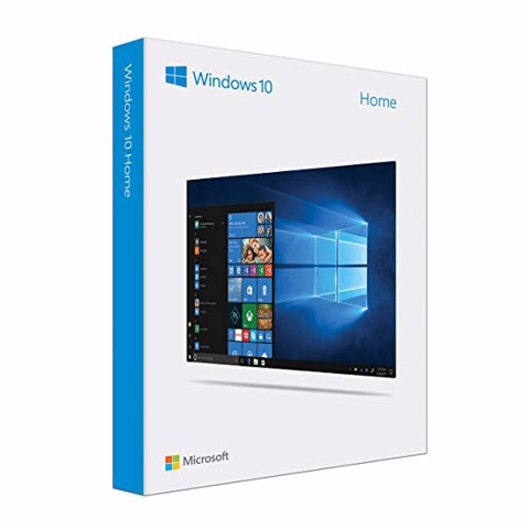 Phần mềm Microsoft Windows Home 10 32/64bit Eng Intl USB (KW9-00478)