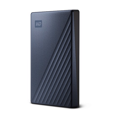 Ổ cứng di động HDD Western Digital My Passport Ultra 1Tb Type-C & USB 3.0