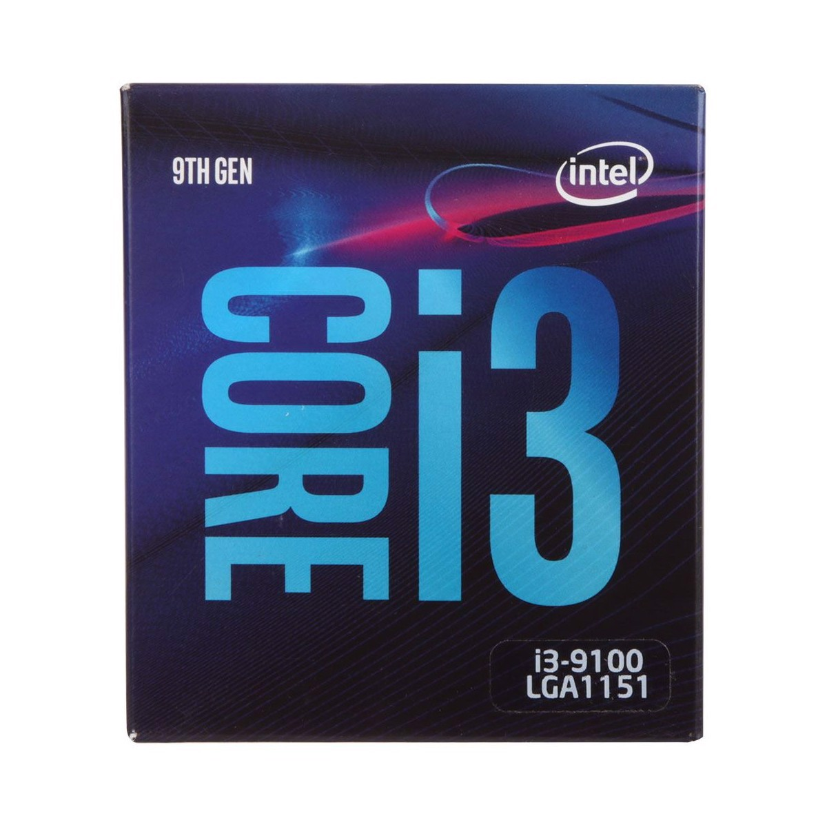 CPU Intel Core i3 9100 (Up to 4.20Ghz/ 6Mb cache) Coffee Lake