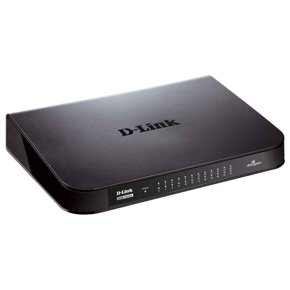 Switch D-Link DGS 1024A 24-Port Gigabit