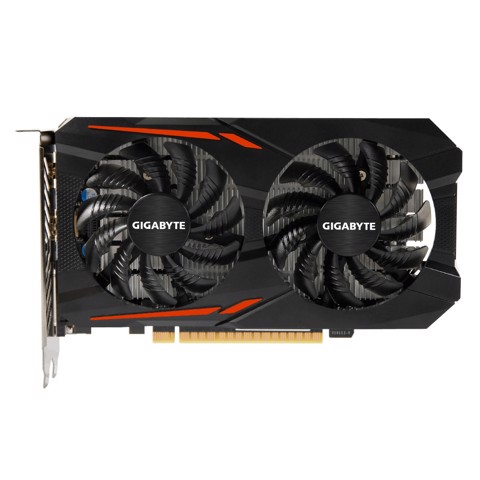 VGA Gigabyte GTX1050TOC-4GD (NVIDIA Geforce/ 4Gb/ DDR5/ 128Bit)