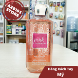 Gel Tắm Bath And Body Works Pink Cashmere 295ml