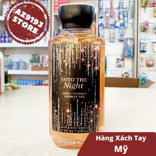 Gel Tắm Bath And Body Works Into The Night 295ml