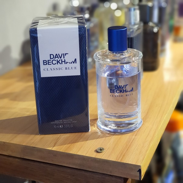 Nước Hoa Nam David Beckham CLASSIC BLUE 90ml Eau De Toillette
