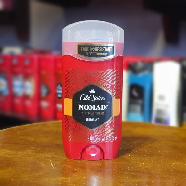 Lăn Khử Mùi Nam Old Spice Red Collection NOMAD 85g