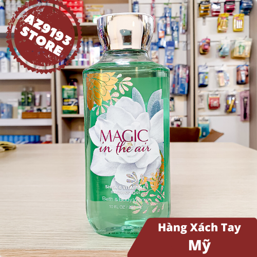 Gel Tắm Bath And Body Works Magic In The Air 295ml