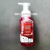 Nước Rửa Tay Bath and Body Works (BBW) WINTER CANDY APPLE Dạng Bọt 259ml