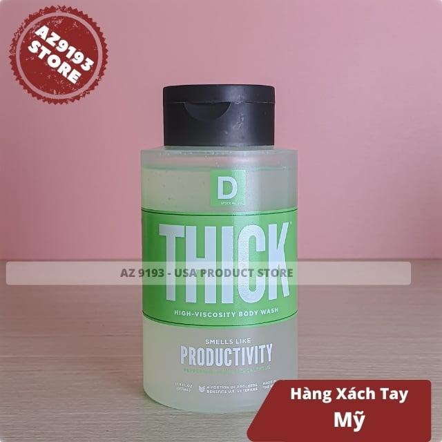 Sữa Tắm Duke Cannon PRODUCTIVITY 517 ml - Hàng Xách Tay Mỹ
